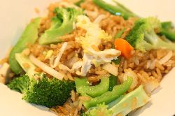 Free--Vegetable Fried Rice(Sm)